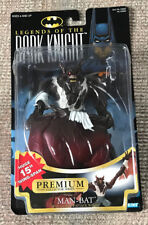 VINTAGE LEGENDS OF THE DARK KNIGHT MANBAT MOC BATMAN KENNER 1997