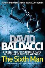 DAVID BALDACCI  ____ THE SIXTH MAN __ BRAND NEW __ FREEPOST UK