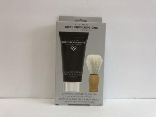 Info Body Prescriptions Shaving Cream Travelbon.us