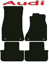 Audi A4 DELUXE QUALITY Tailored mats 2007 2008 2009 2010 2011 2012 2013 2014 201
