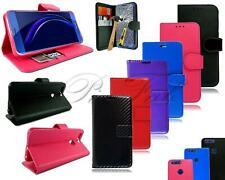 Per Huawei Honor 8 Nuova Elegante Portafoglio Flip in Pelle Telefono Custodia + Vetro Temperato