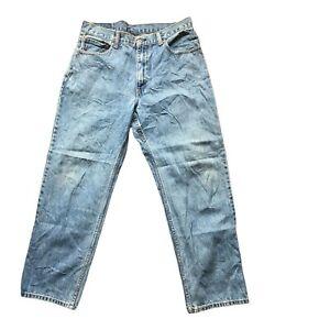 Levi's 550 Mens Casual Vintage Jeans