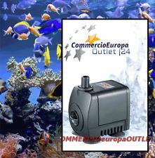Pompa immersione per il riciclo dell'acqua sommergibile acquario 8w 650 L/h