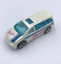 Hot Wheels Barbie Dodge Caravan Loose (blister pull)