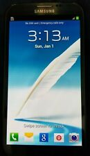 Unlocked Samsung Galaxy Note II SGH-T889 16GB Titanium Gray T-Mobile Smartphone