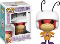 "New Pop Animation: Hanna Barbera - Atom Ant 3.75"" Funko Vinyl VAULTED"