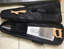 Scie Musicale Sandvik Stradivarius découpe Alexis + Poignée d'inflexion + housse
