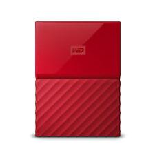Discos duros externos Western Digital de alimentación por USB para ordenadores y tablets para 1TB