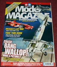 Model Magazine International Issue 170 December 2009 Kit Reviews DH Sea Venom