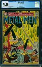 Metal Men  # 1...CGC Universal slab 4.0  VG  grade-fx...1963 comic book