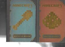 Minecraft: Redstone Construction Combat & Essential Handbooks Mojang 4 PB Books