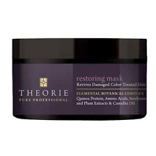 Theorie Pure Professional Restoring Mask Revives Damaged Color-Treated Hair 6.8o