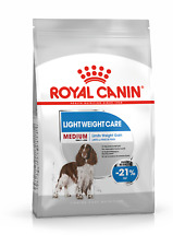 Food Dogs Race Medium (With Overweight) Royal Canin Medium Light Weight Care