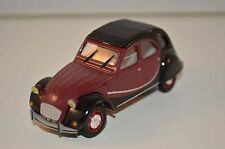"Norev Citroen 2CV 6 CV  "" Charleston "" diecast perfect mint superb"