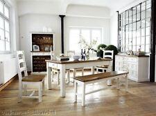 Tisch- & Stuhl-Sets aus Kiefer mit bis zu 6 Sitzplätzen in aktuellem Design