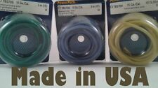 3 x 10' USA Made 10 GA Primary Wire 30 ft total (3) Colors Blue Green Yellow