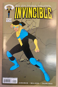 INVINCIBLE #1 (2003) VF/NM IMAGE 1ST PRINT SCARCE