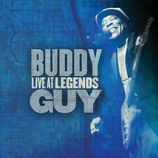 Live At Legends - Buddy Guy (2012, CD NEUF)