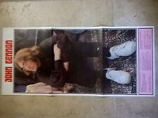 Poster John LENNON Chanson Beatles
