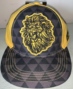 Vintage Disney NWT Lion King RARE Boys Youth SnapBack