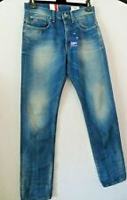 G-STAR 3301 DEKAY DENIM STRAIGHT JEANS SIZE 31 X 34 NEW WITH TAG