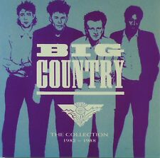 CD - Big Country - The Collection 1982-1988 - A474