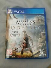Assassins Creed Odyssey PlayStation 4 NEW