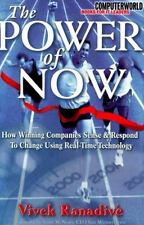The Power of Now: How Winning Companies Sense and Respond to Change Using Real-T