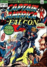 Captain America #180 Bronze Age Marvel 9.0