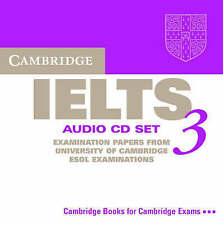 Cambridge IELTS 3 Audio CD Set (2 CDs): Examination Papers from the University o
