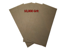 10,000 GRIT Wet and Dry Sandpaper Abrasive Waterproof 5 SHEETS SUPERFINE Polish