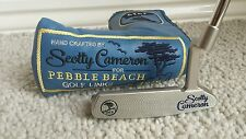 "SCOTTY CAMERON PEBBLE BEACH NEWPORT LIMITED EDITION 1/250 """"BRAND NEW"""""