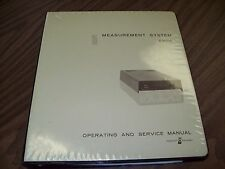 HP 5300A Measurement System Operating and Service Manual