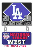 2020 MLB Los Angeles Dodgers Pins National League West Division Champions Pin@!@