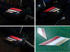 DS3  Citroen DS Performance Line Mirror Trim vinyl Stripes Decals Stickers