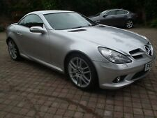 MERCEDES SLK 2OO 2007 with AMG55 body styling Rare model