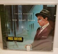 Frank Sinatra - In The Wee Small Hours - Music CD SEALED