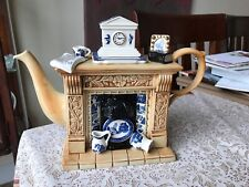 Paul Cardew Teapot Limited Edition Signed Royal Dalton Prince Albert