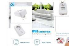 SMART PLUG SMART Wifi EU Smartphone Android iOS home automation TIMER