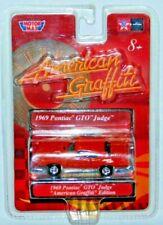 MOTORMAX AMERICAN GRAFFITI 1969 PONTIAC GTO JUDGE