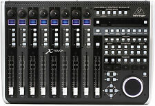 Behringer X-Touch USB / MIDI Universal Control Surface X Touch XTOUCH - PERFECT!