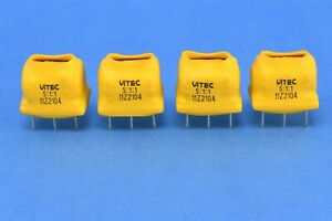 4 (Four) Pulse Vitec Trigate Isolation 5:1:1 Z-Matching Transformers 11ZR2104