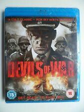 Devils Of War (Blu-ray, 2013) New & Sealed