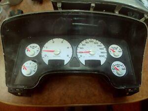 03-04 Dodge Ram Diesel Speedometer Instrument Cluster Gauges  #56031105AH