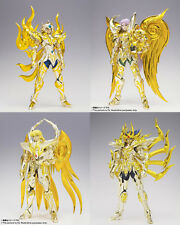 Saint Seiya Aiolia & Mu & Shaka & Deathmask God Cloth Myth EX Action Figure