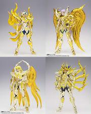 Saint Seiya Aiolia & Mu & Shaka & Deathmask God Cloth Myth EX Action Figure