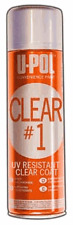 U-POL CLEAR #1 SPRAY CAN CLEARCOAT HOUSE OF KOLOR