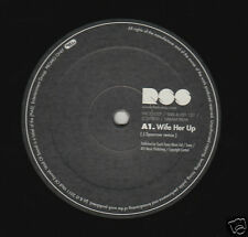 "RSS Wife Her Up 2011 UK promo vinyl 12"" UNPLAYED Wall Of Sound"