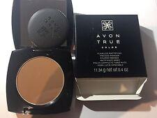 Avon True Color Flawless Mattifying Pressed Powder Fawn