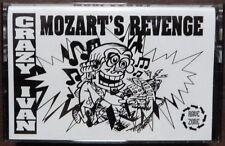 Mozart's Revenge by Crazy Ivan (Cassette Maxi Single, 1993)